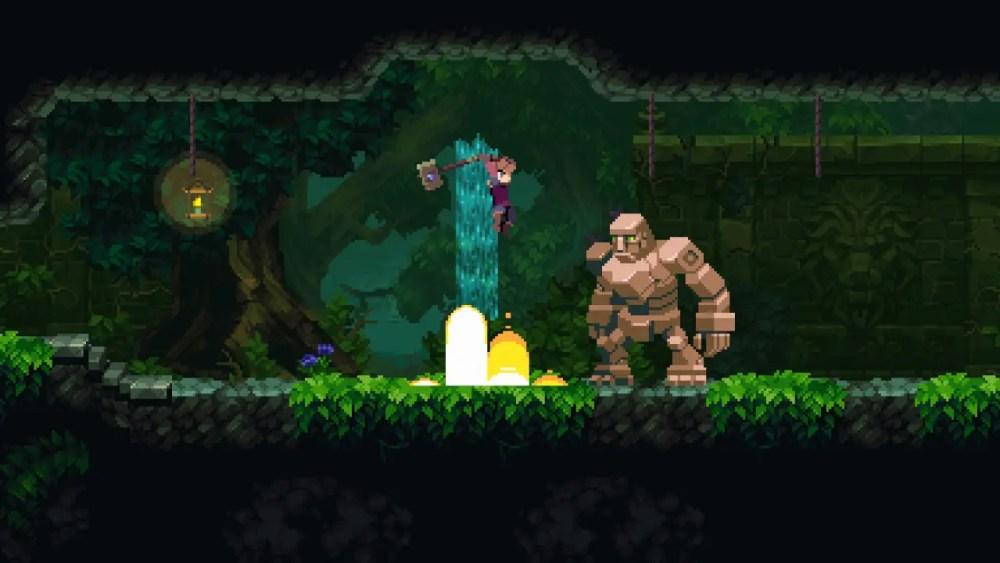 Chasm Review Screenshot 1