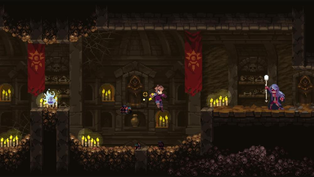 Chasm Review Screenshot 2