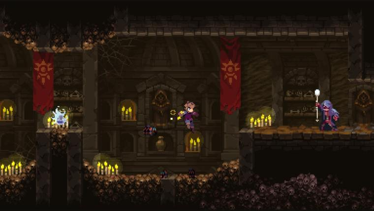 Chasm Review Screenshot 2