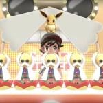 Cinnabar Island Gym Pokémon Quiz Pokémon Let's GO Screenshot