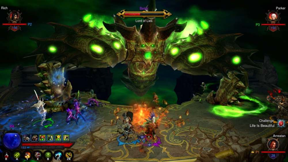 Diablo III Eternal Collection Review Screenshot 2
