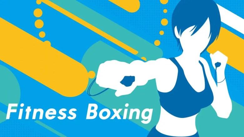 Fitness Boxing Key Art