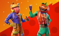 Fortnite Food Fight LTM Key Art