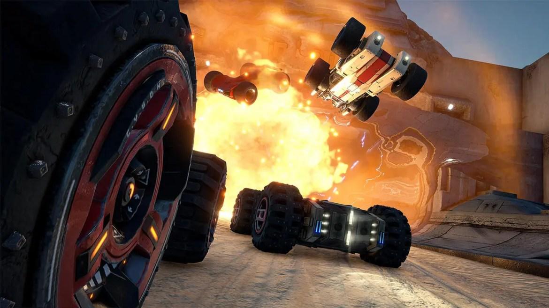 GRIP: Combat Racing Review Screenshot 1