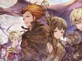Mercenaries Wings: The False Phoenix Key Art