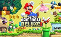 New Super Mario Bros. U Deluxe Key Art