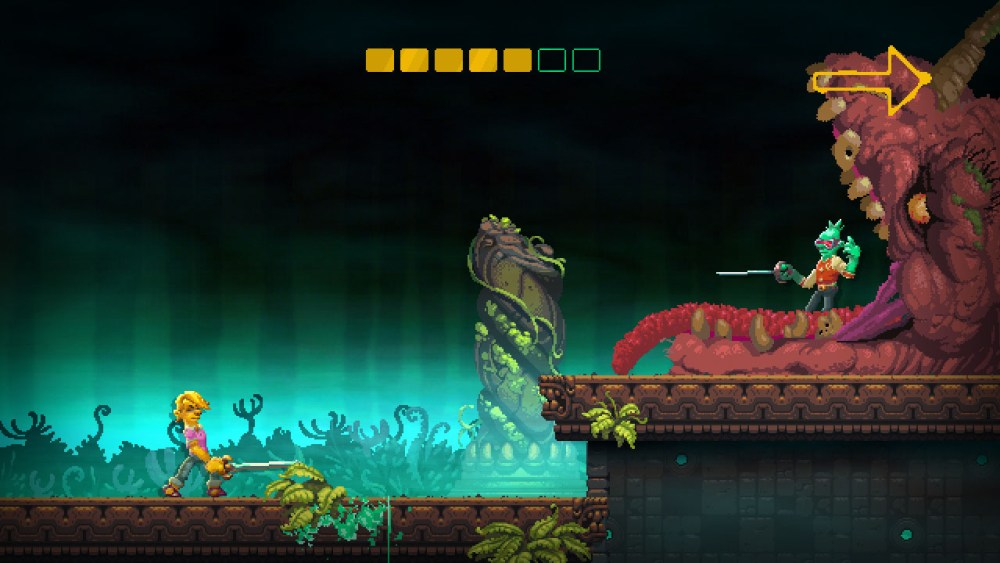 Nidhogg 2 Review Screenshot 1