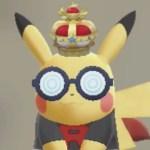 Pokémon Let's Go Crown Screenshot