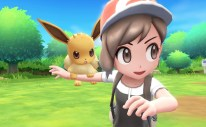 Pokémon Let's Go Eevee! Review Screenshot 1