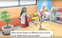 Pokémon Let's Go Fortune Teller Screenshot