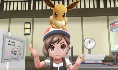 Pokémon Let's Go Review Screenshot