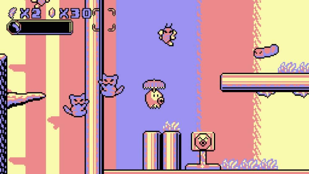 Save Me Mr Tako Review Screenshot 2