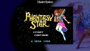 SEGA AGES Phantasy Star Screenshot