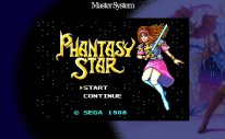 SEGA AGES Phantasy Star Screenshot