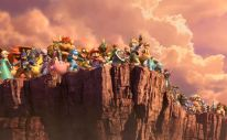 Super Smash Bros. Ultimate Adventure Mode World Of Light Screenshot