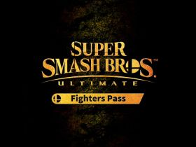 Super Smash Bros. Ultimate Fighters Pass Logo