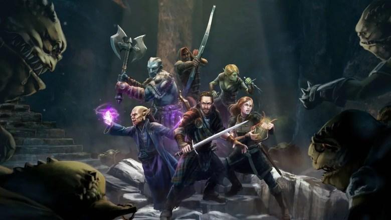 The Bard's Tale IV Key Art