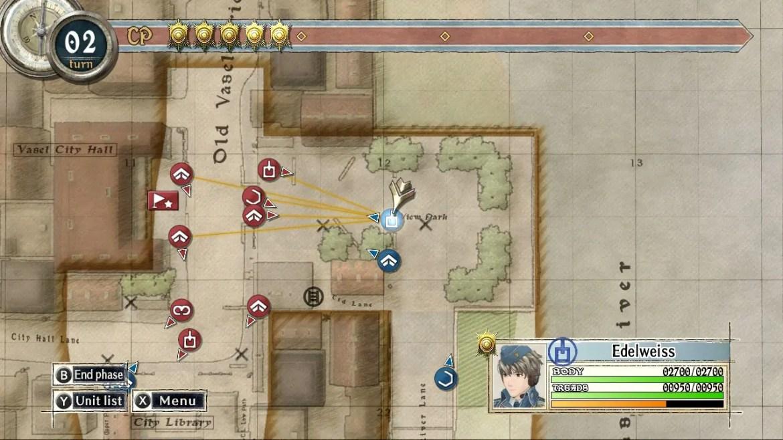 Valkyria Chronicles Review Screenshot 1