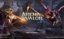 Arena Of Valor Update Screenshot