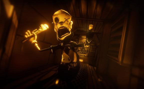 Bendy And The Ink Machine Review Header