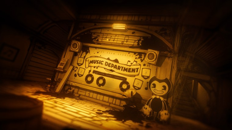 Bendy And The Ink Machine Review Screenshot 2
