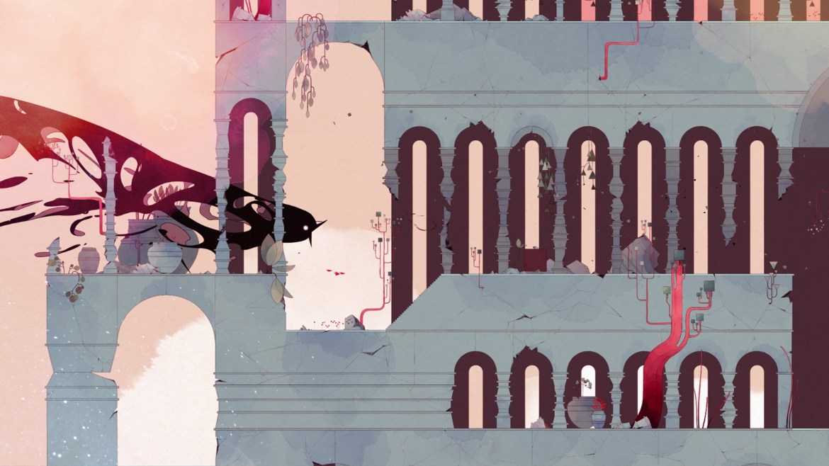 GRIS Review Screenshot 2
