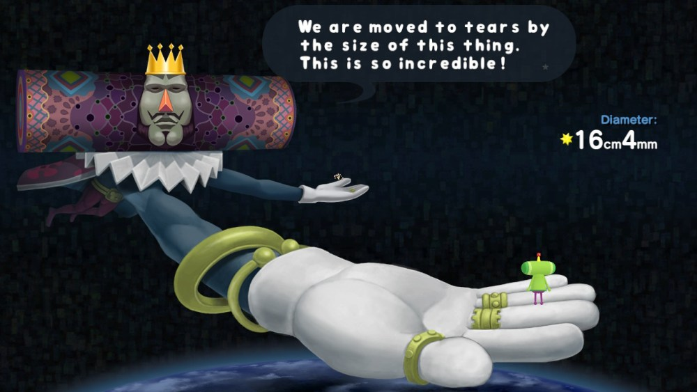 Katamari Damacy Reroll Review Screenshot 2