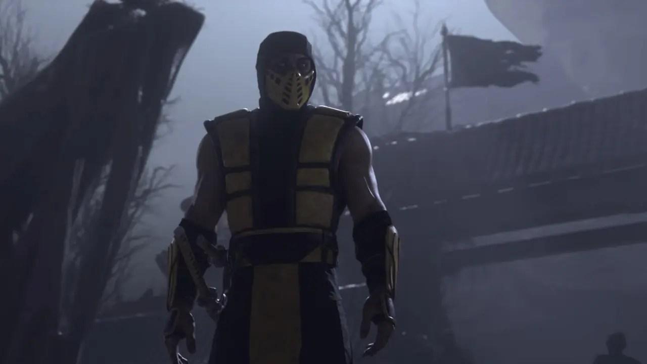 Mortal Kombat 11 Shatters Skulls On Nintendo Switch In