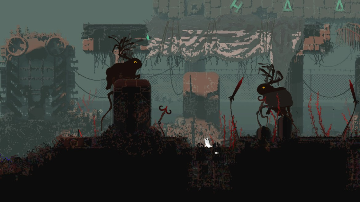Rain World Review Screenshot 1