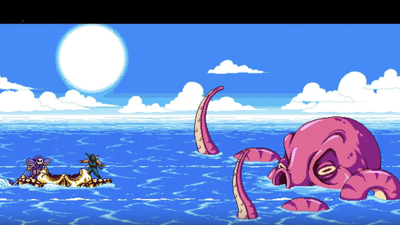 The Messenger Picnic Panic Screenshot