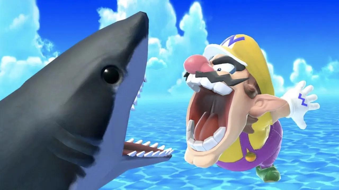 Wario Super Smash Bros. Ultimate Screenshot