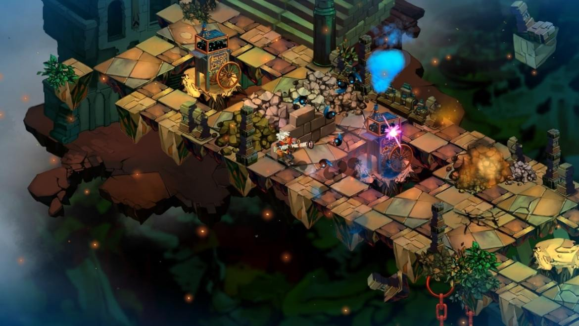 Bastion Review Screenshot 2
