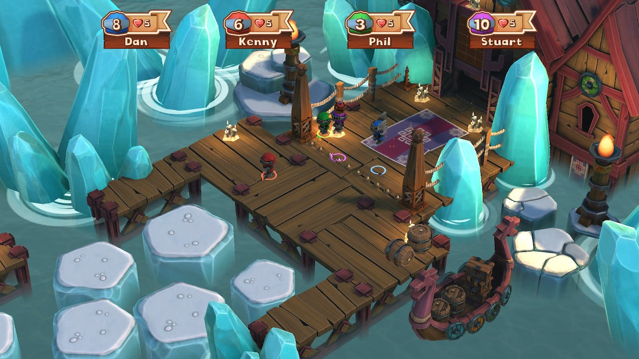 Big Crown Showdown Review Screenshot 2