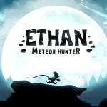 Ethan: Meteor Hunter Key Art