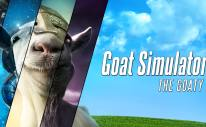 Goat Simulator: The GOATY Key Art