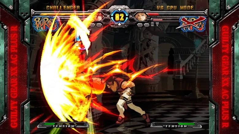 Guilty Gear 20th Anniversary Edition Screenshot
