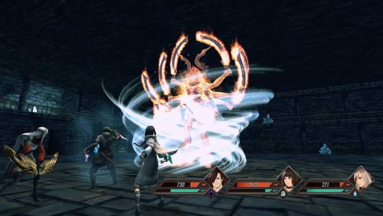 Legrand Legacy: Tale of the Fatebounds Screenshot