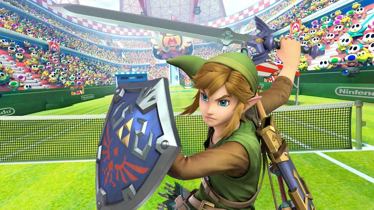 Rumour Link And Baby Mario Headed To Mario Tennis Aces