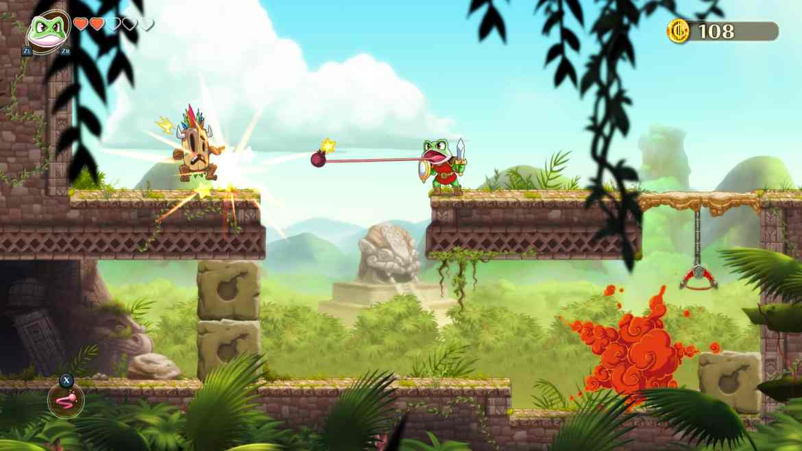 Monster Boy And The Cursed Kingdom Review Screenshot 1