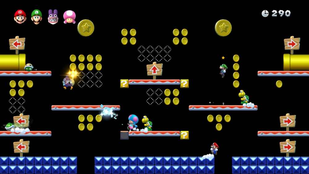 New Super Mario Bros. U Deluxe Review Screenshot 4