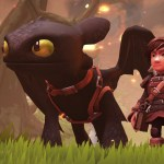 Night Fury DreamWorks Dragons Dawn Of New Riders Screenshot