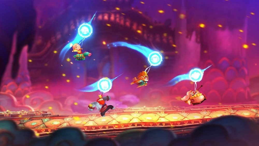 Unruly Heroes Review Screenshot 2