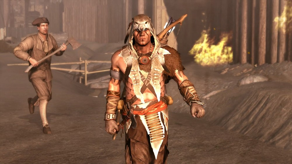 Assassin's Creed III Remastered Switch Screenshot 5