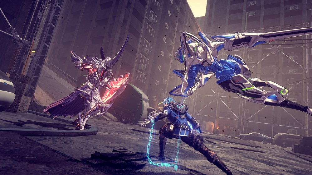 Astral Chain Screenshot 10