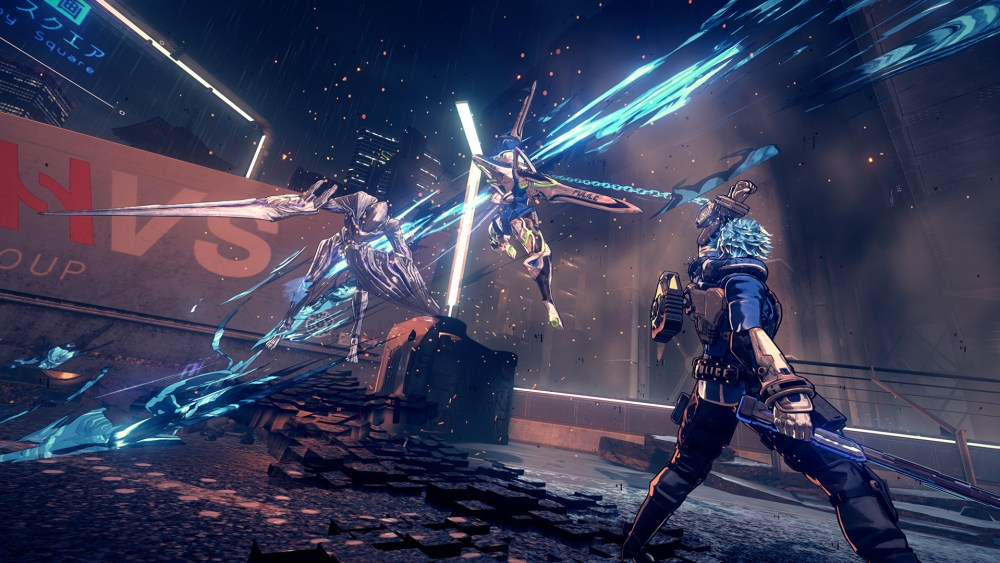 Astral Chain Screenshot 3