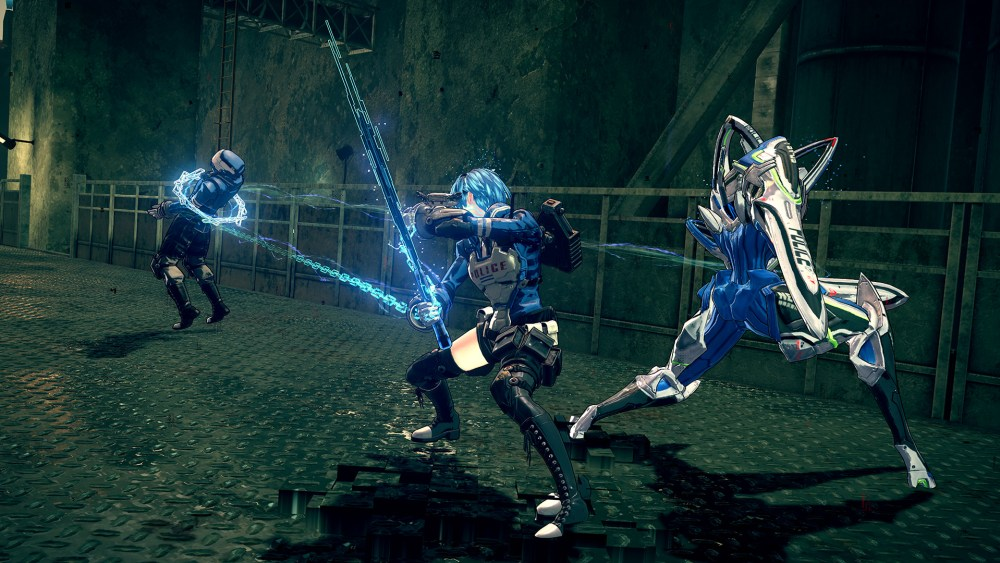 Astral Chain Screenshot 31