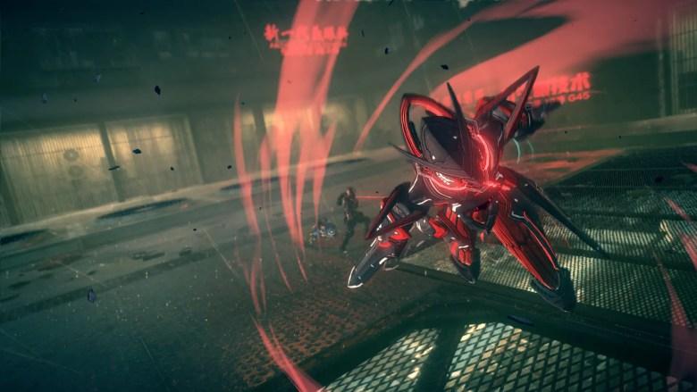 Astral Chain Screenshot 36