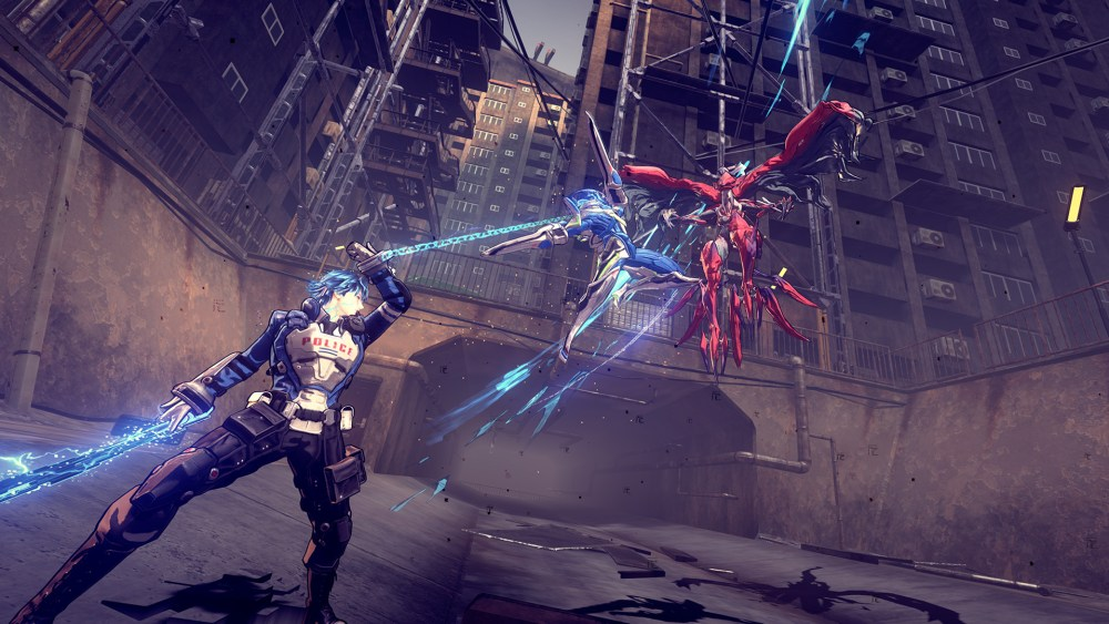 Astral Chain Screenshot 4