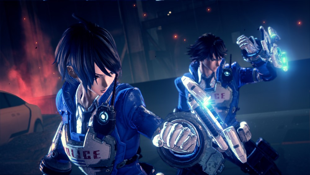 Astral Chain Screenshot 44