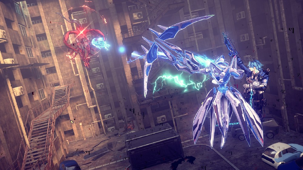 Astral Chain Screenshot 5